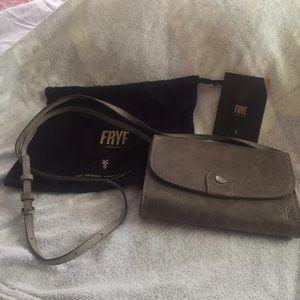 Frye beautiful leather purse